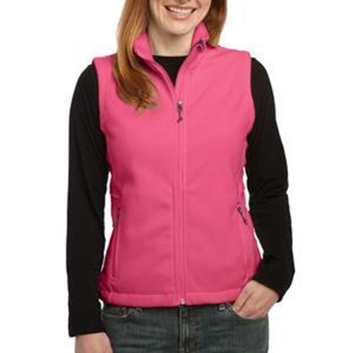 Jefferson Road Elementary Ladies Fleece Vest