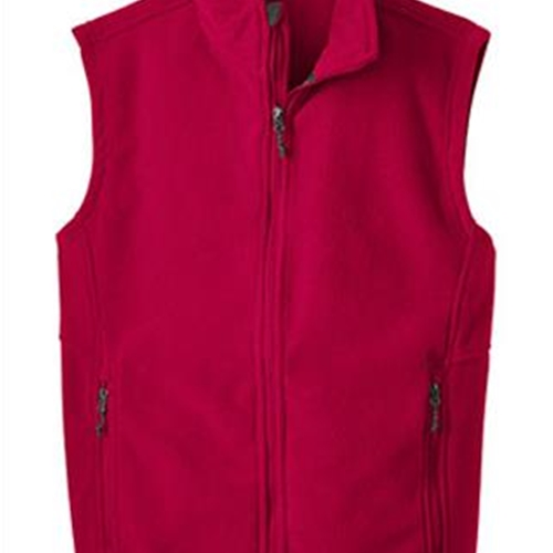 Jefferson Road Elementary Mens Fleece Vest