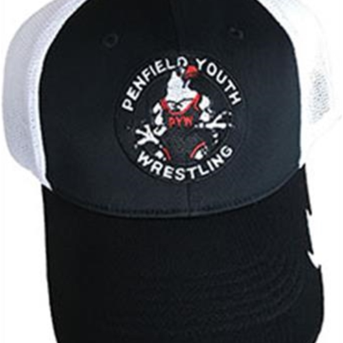 Penfield Youth Wrestling Nike Adult Mesh Back Cap