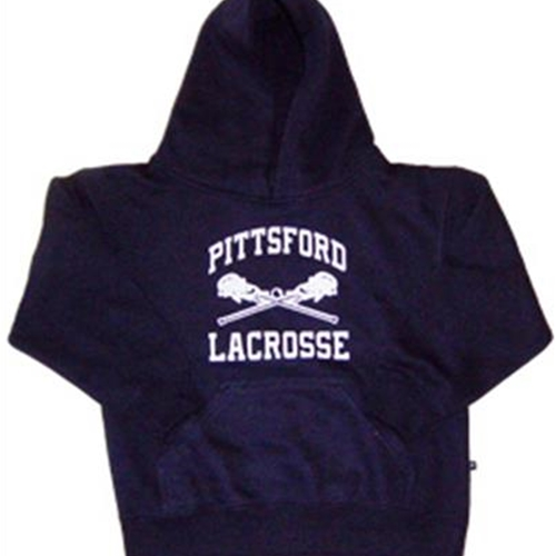 Pittsford LAX Adult Navy Hoody