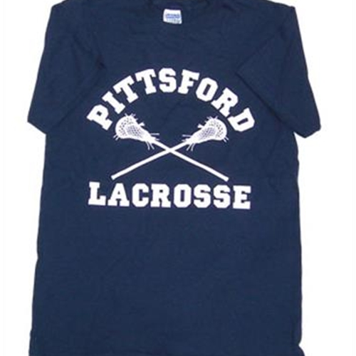 Pittsford LAX Adult Ultra Cotton T