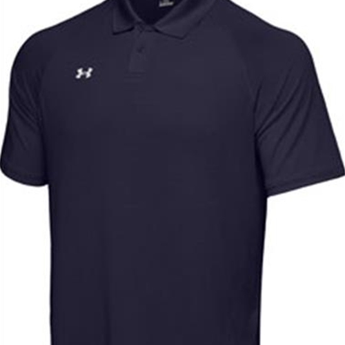 Pittsford LAX Under Armour Team Grid Polo