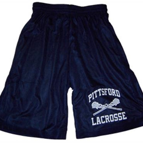 Pittsford LAX Youth Navy Reversible Shorts