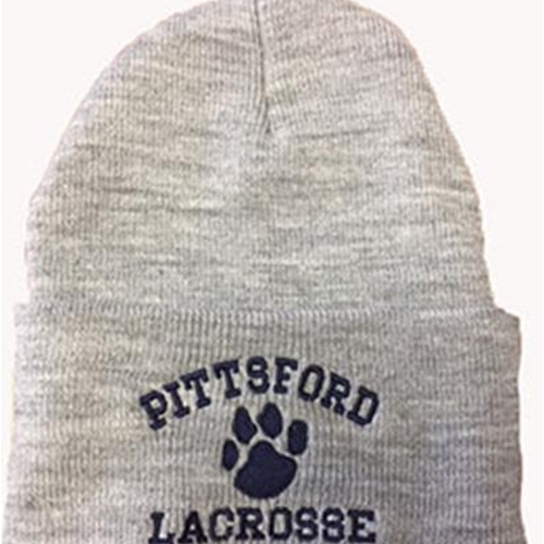 Pittsford LAX Knit Cuffed Hat