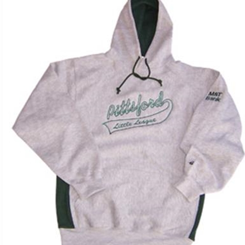 Pittsford Little League Adult Fleece Hoody