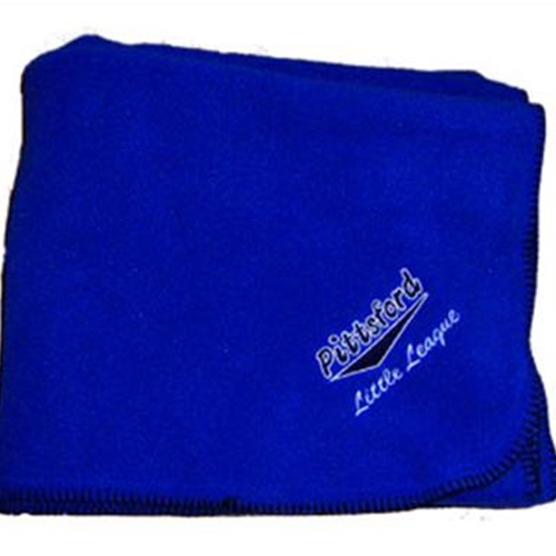 Pittsford Little League Fleece Blanket