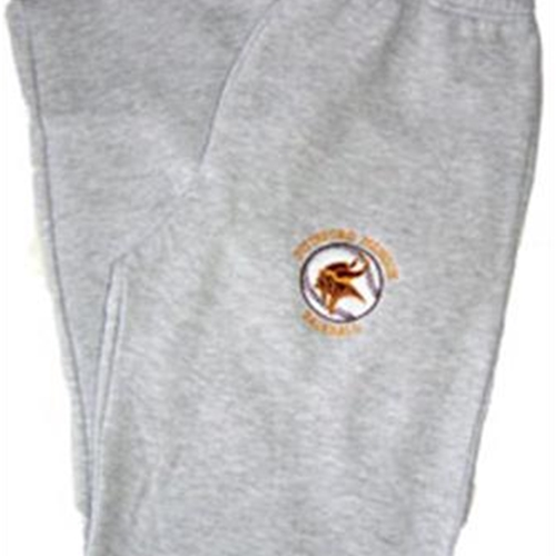Pittsford Mendon Baseball Youth Grey Sweatpaants