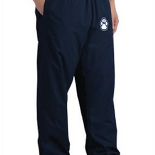 Pittsford Panthers Baseball Youth Navy Wind Pants