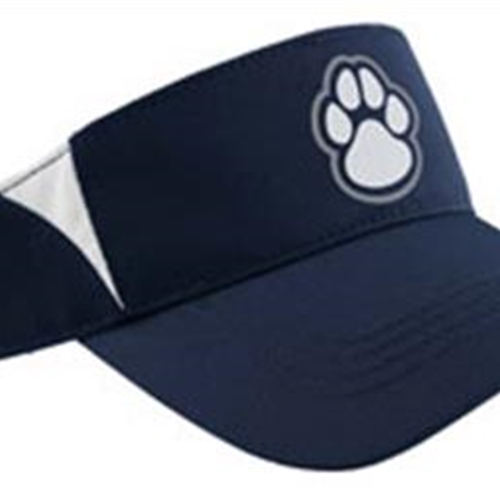 Pittsford Panthers Baseball Adult Navy/White or Pink/White Visor