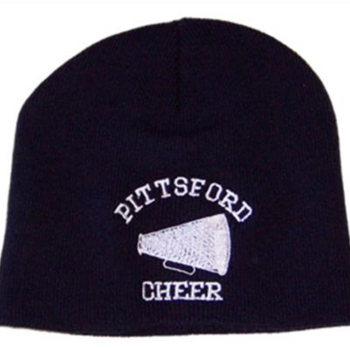 Pittsford Panthers Football Cheer Navy Toque