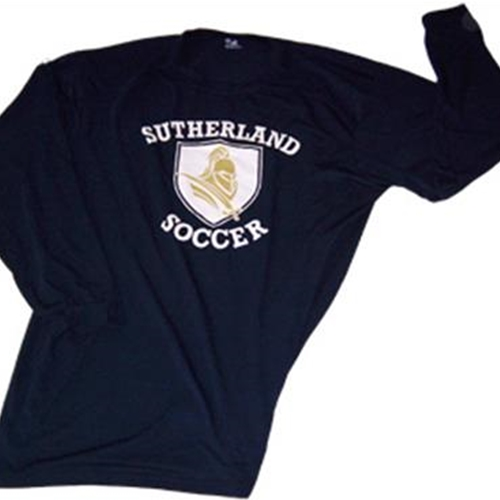 Pittsford Sutherland Soccer Adult B-Tec Long Sleeve