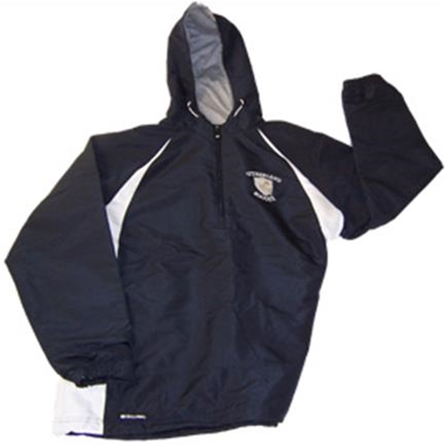 Pittsford Sutherland Soccer Adult Navy/White Holloway Hurricane Jacket