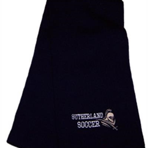 Pittsford Sutherland Soccer Navy Scarf