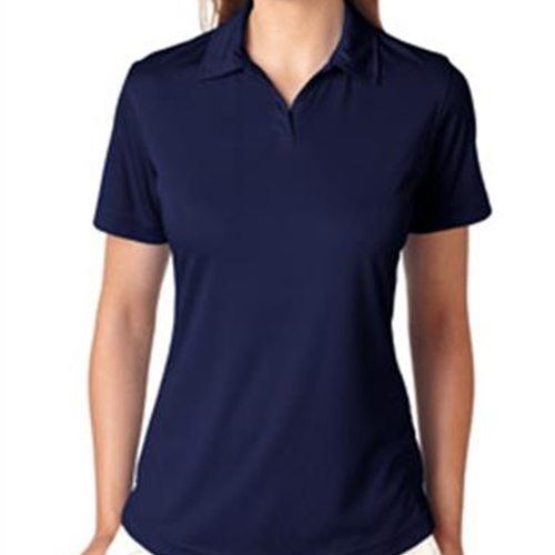 St. Rita School Adult Ladies Navy Sport Shirt