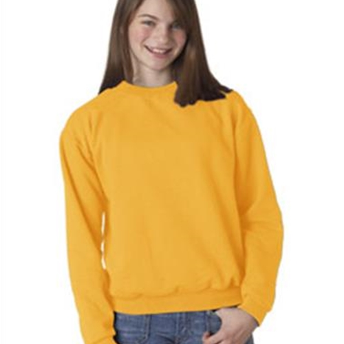 St. Rita School Youth Gold Crew Neck Sweat Shirt
