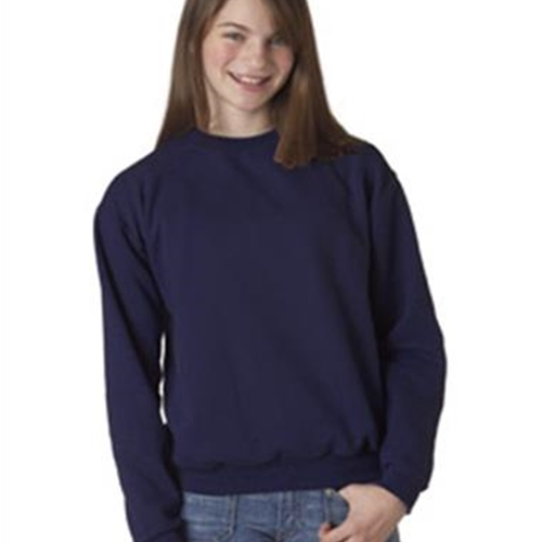 St. Rita School Youth Navy Crew Neck Sweat Shirt