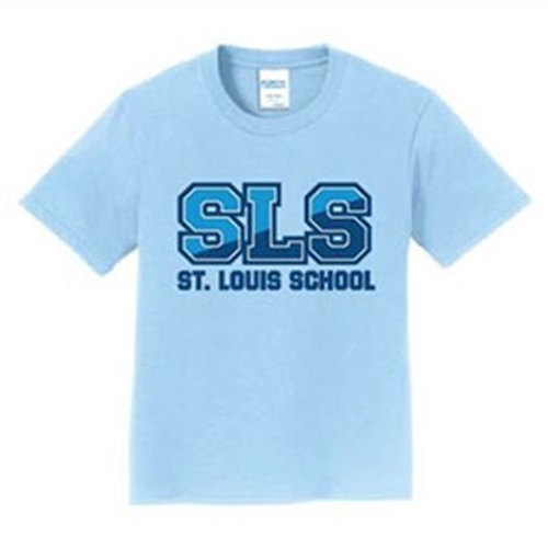 St. Louis School Youth T-Shirt 2 Color Imprint
