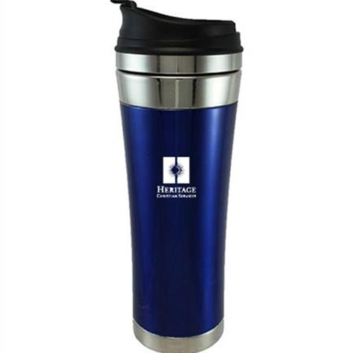 Heritage Christian Services Travel Mug