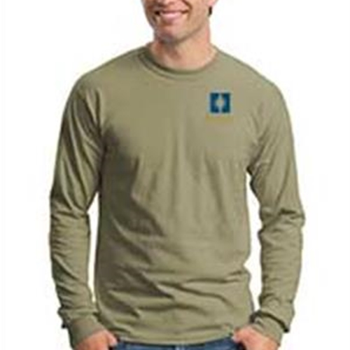 Heritage Christian Services Unisex Long Sleeve Tee