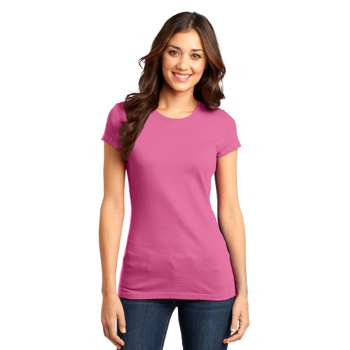 Villa of Hope District Womens Fitted Tee