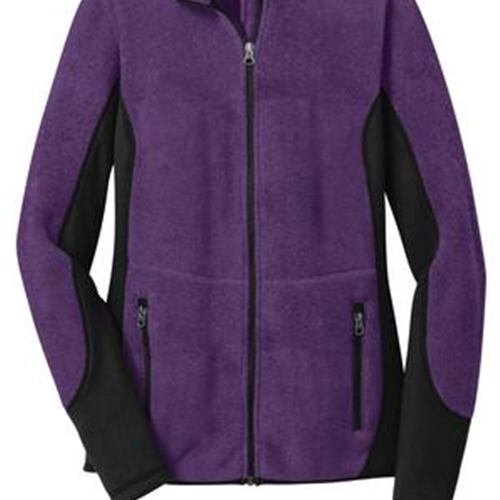 Villa of Hope Ladies Port Authority R-Tek Pro Fleece Full-Zip Jacket