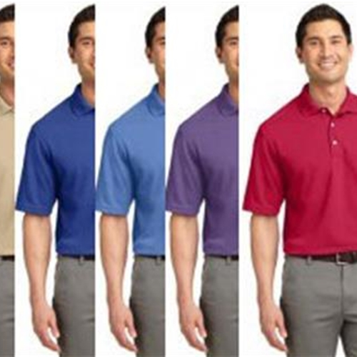 Villa of Hope Mens Port Authority Rapid Dry Polo
