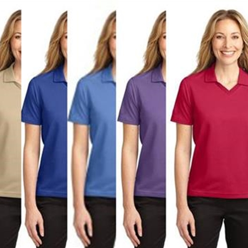 Villa of Hope Womens Port Authority Rapid Dry Polo