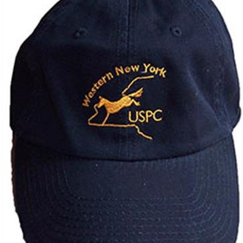 WNYUSPC Navy or Gold Hat