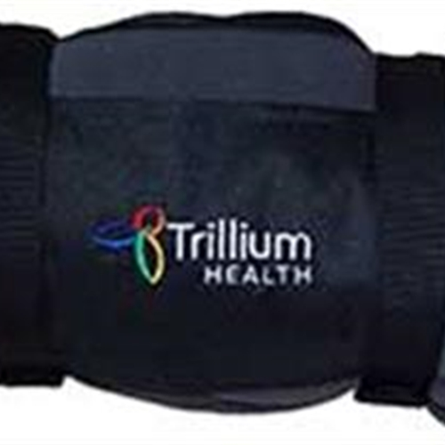 Trillium Health Fleece Blanket