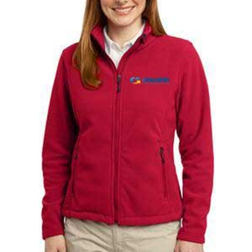 eHealth Technologies Ladies Fleece Jacket