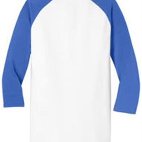Allen Creek Elementary Adult 3/4 Sleeve Raglan Tee