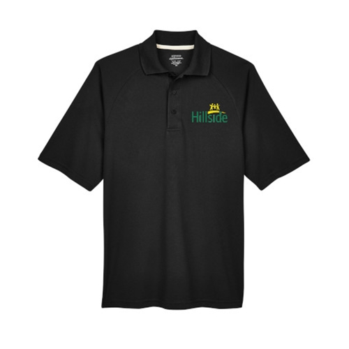 Hillside Service Solutions Adult Mens Extreme Performance Polo