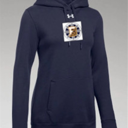 2bdd0329e Recognition Experts - Barons Hockey Women's Hustle Fleece Hoodie
