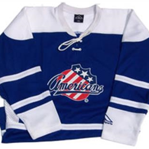 Amerks Youth Practice Jersey w Tie String