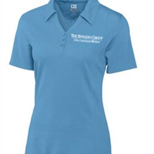 Bonadio Group Ladies Cutter & Buck Classic DryTec Polo