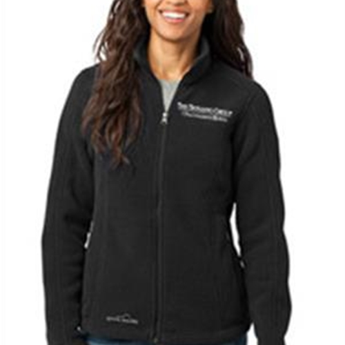 Bonadio Group Ladies Eddie Bauer Full Zip Fleece