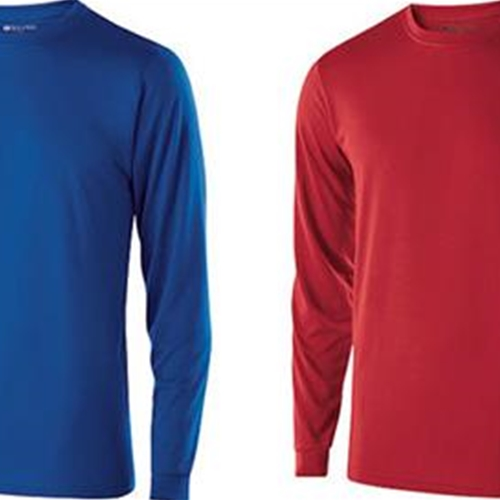 Fairport Hockey Adult Long Sleeve T-Shirt