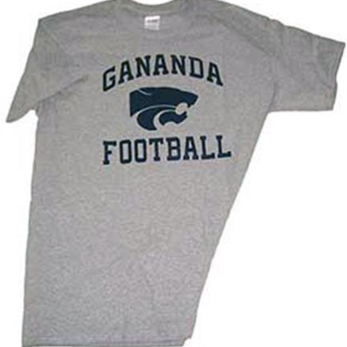 Gananda Youth Football Tee