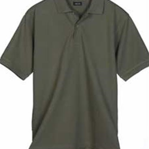 Izod Mens Classic Silk-Washed Pique Polo