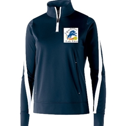 Rochester Lady Lions Ladies Holloway Pullover