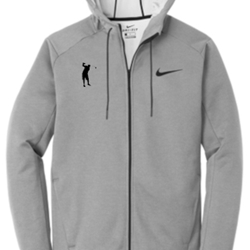 Billy D'Antonio Adult Nike Therma-Fit Fleece Full-Zip Hoodie - $92.00
