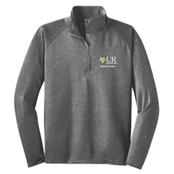 Adult Stretch 1/2 Zip Pullover - $33.00