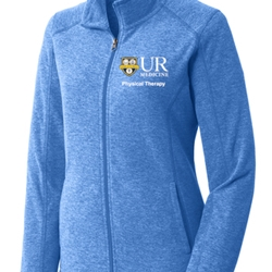 Ladies Microfleece Full Zip Jacket - $33.00